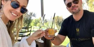 Jamie White Files Divorce to Husband, Smallville Actor Tom Wellings